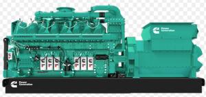 QSK95 Grupo electrógeno